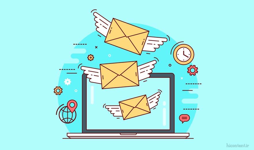 بررسی ایمیل مارکتینگ رقبا