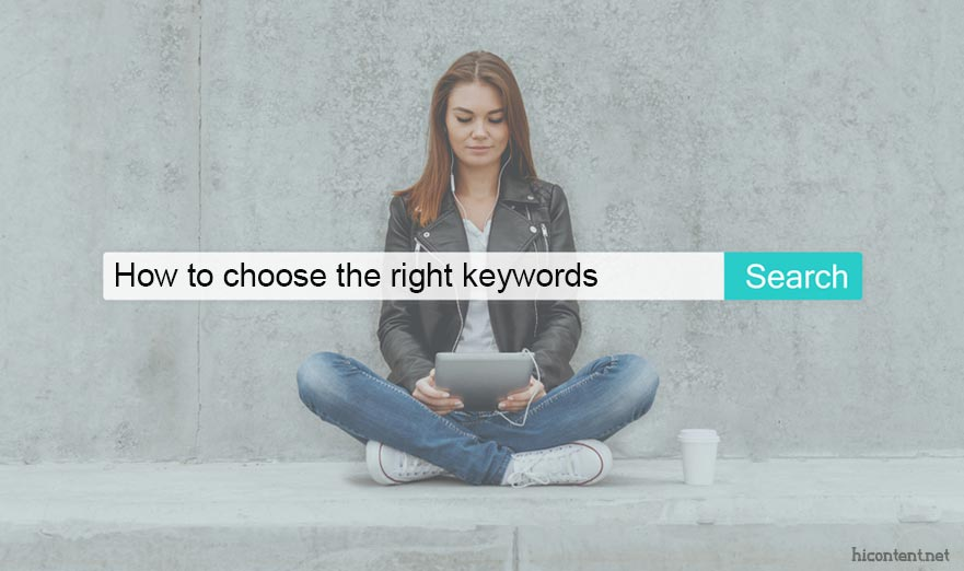 چگونه کلمات کلیدی مناسب انتخاب کنیم