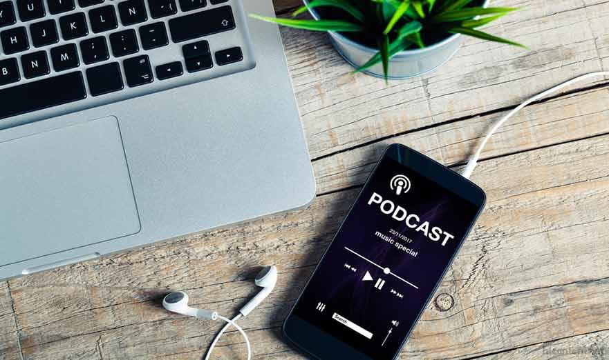 کسب درآمد با تولید محتوای صوتی