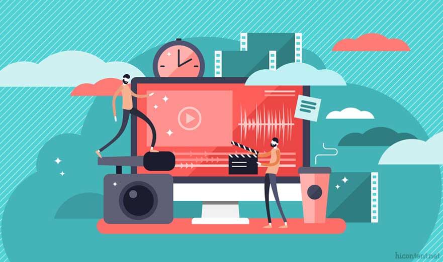کسب درآمد از تولید محتوا ویدئویی