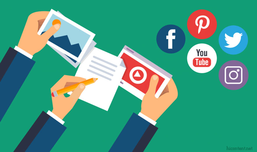 کسب درآمد با تولید محتوا برای شبکههای اجتماعی